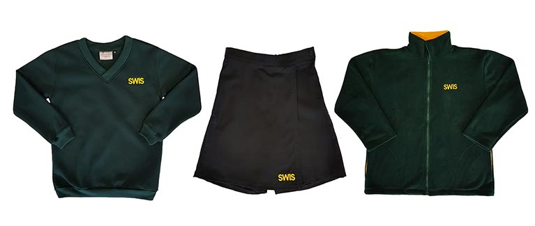 SWIS Uniform T Skirt Top